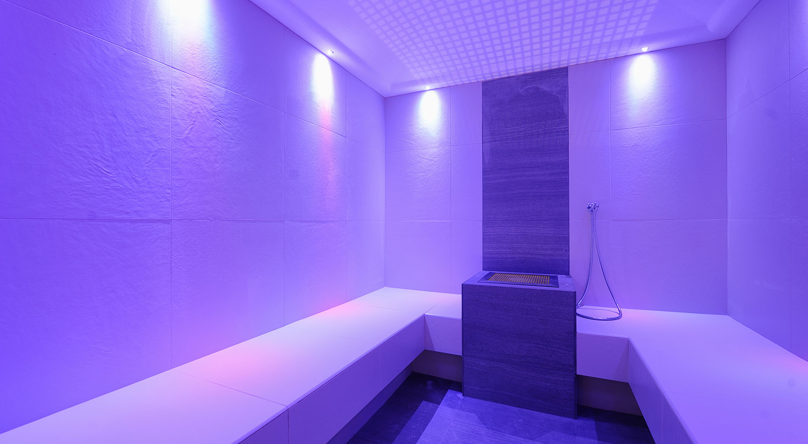 Bagno turco sauna in spa a madonna di campiglio hotel - Differenza sauna e bagno turco ...
